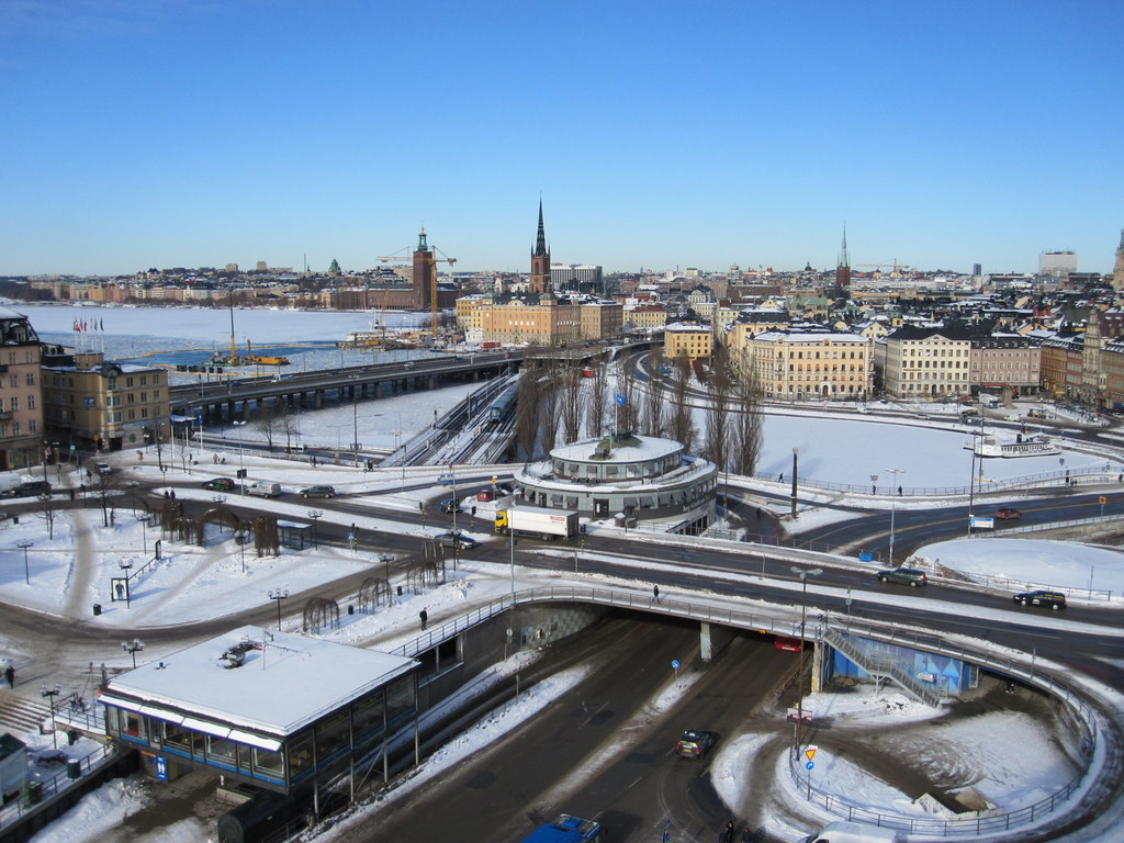 Stockholm for a Week or Two