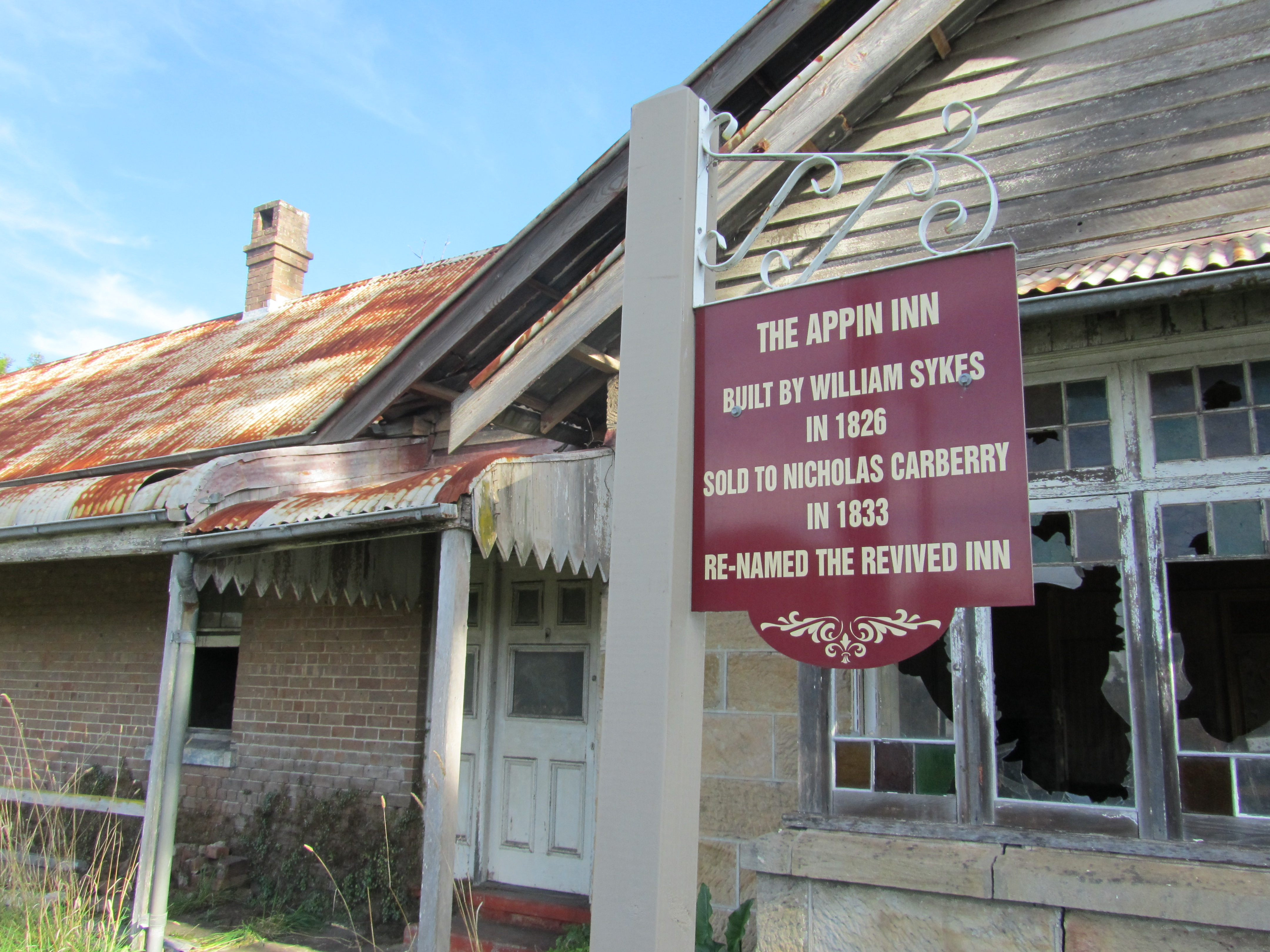 The Old Appin Inn