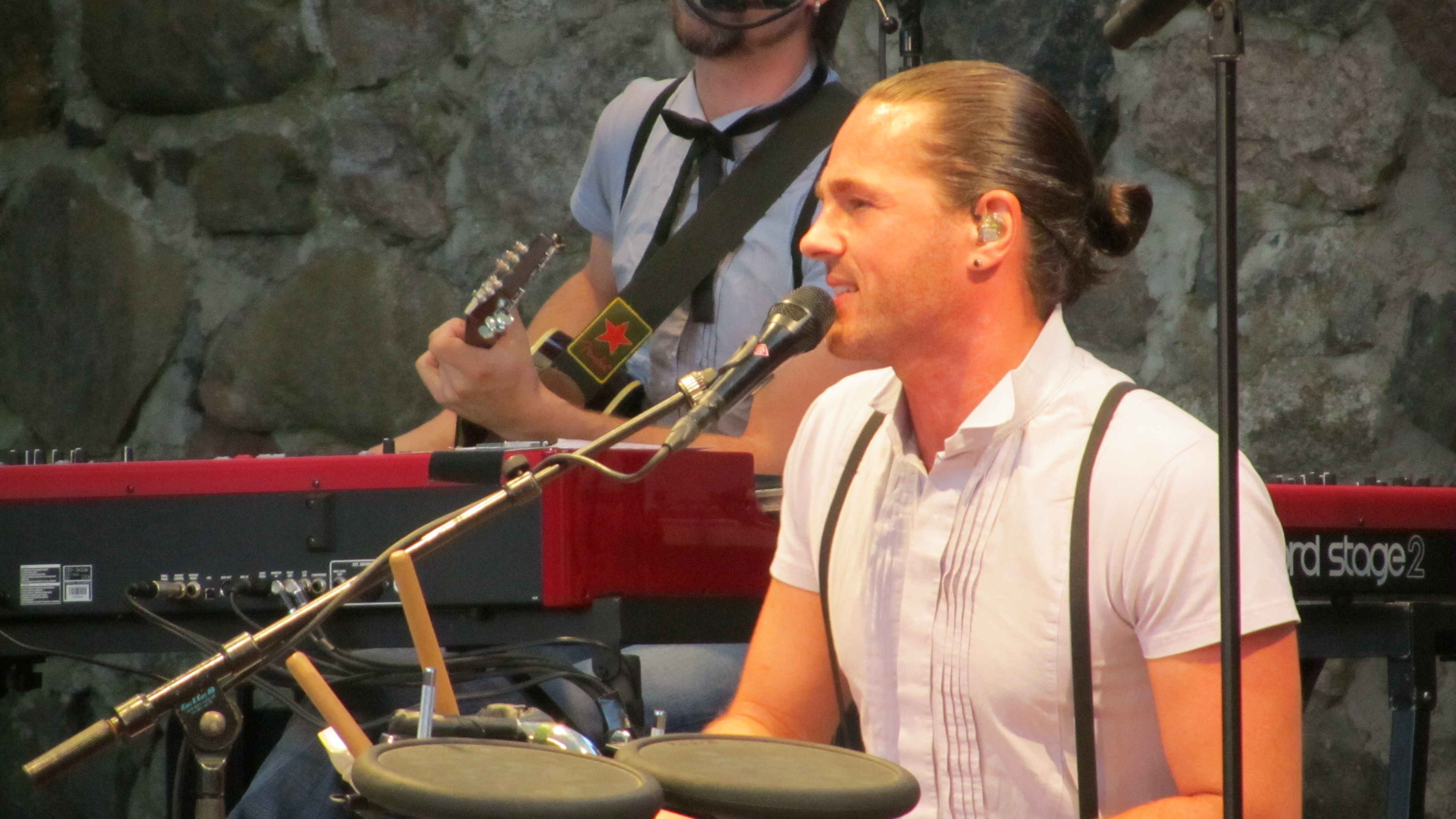 Peter Jöback in Nyköping