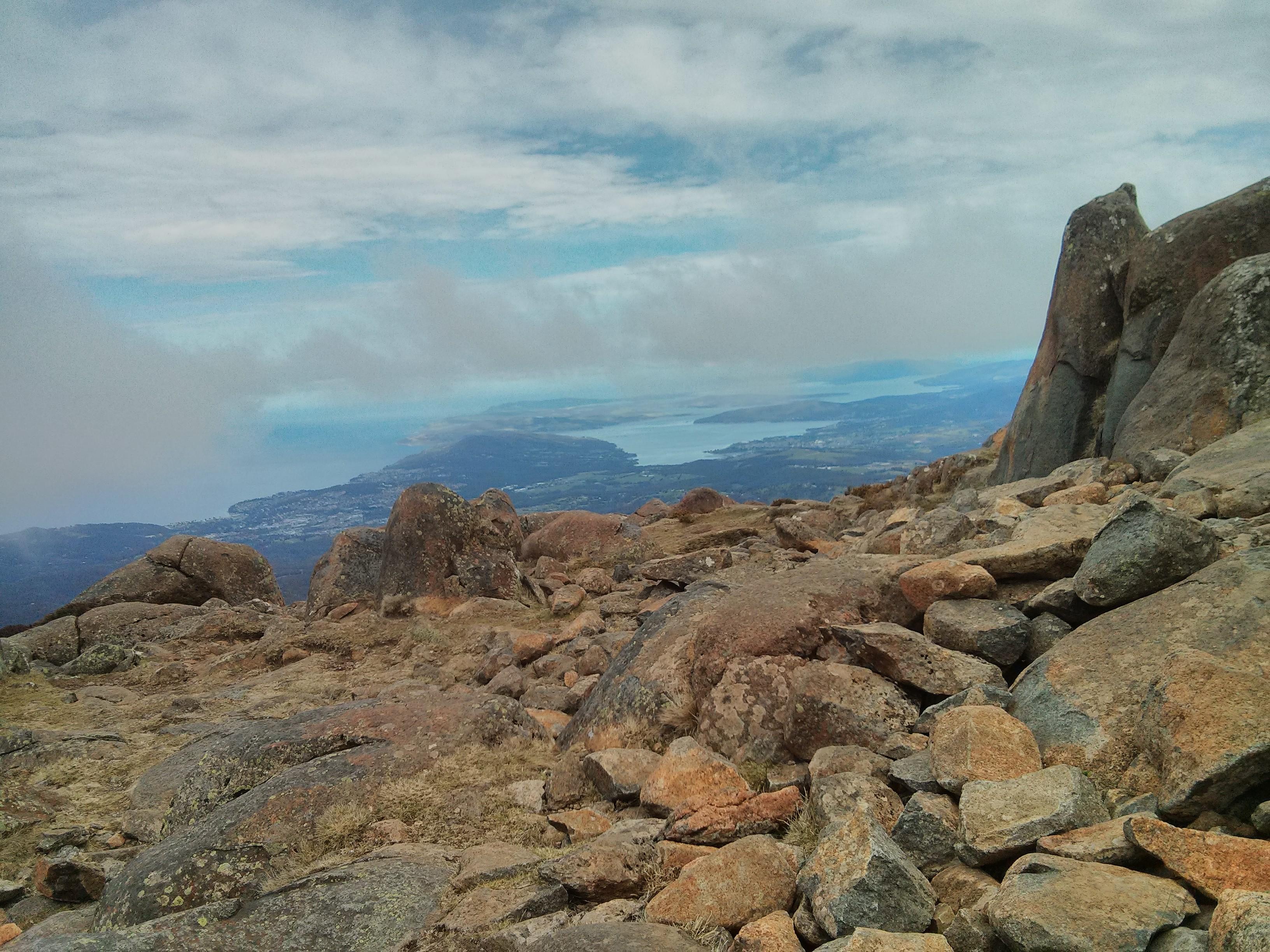 Mount Wellington /  kunanyi