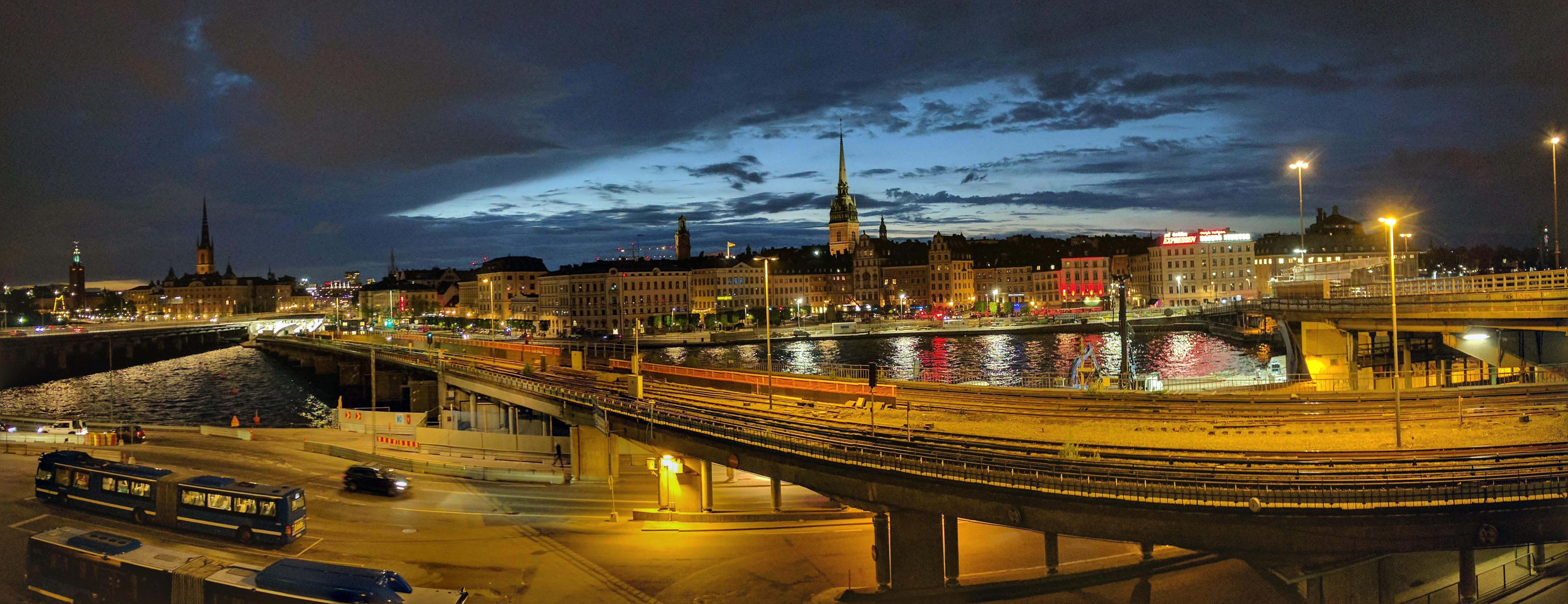 Eckerö and more Stockholm Nights