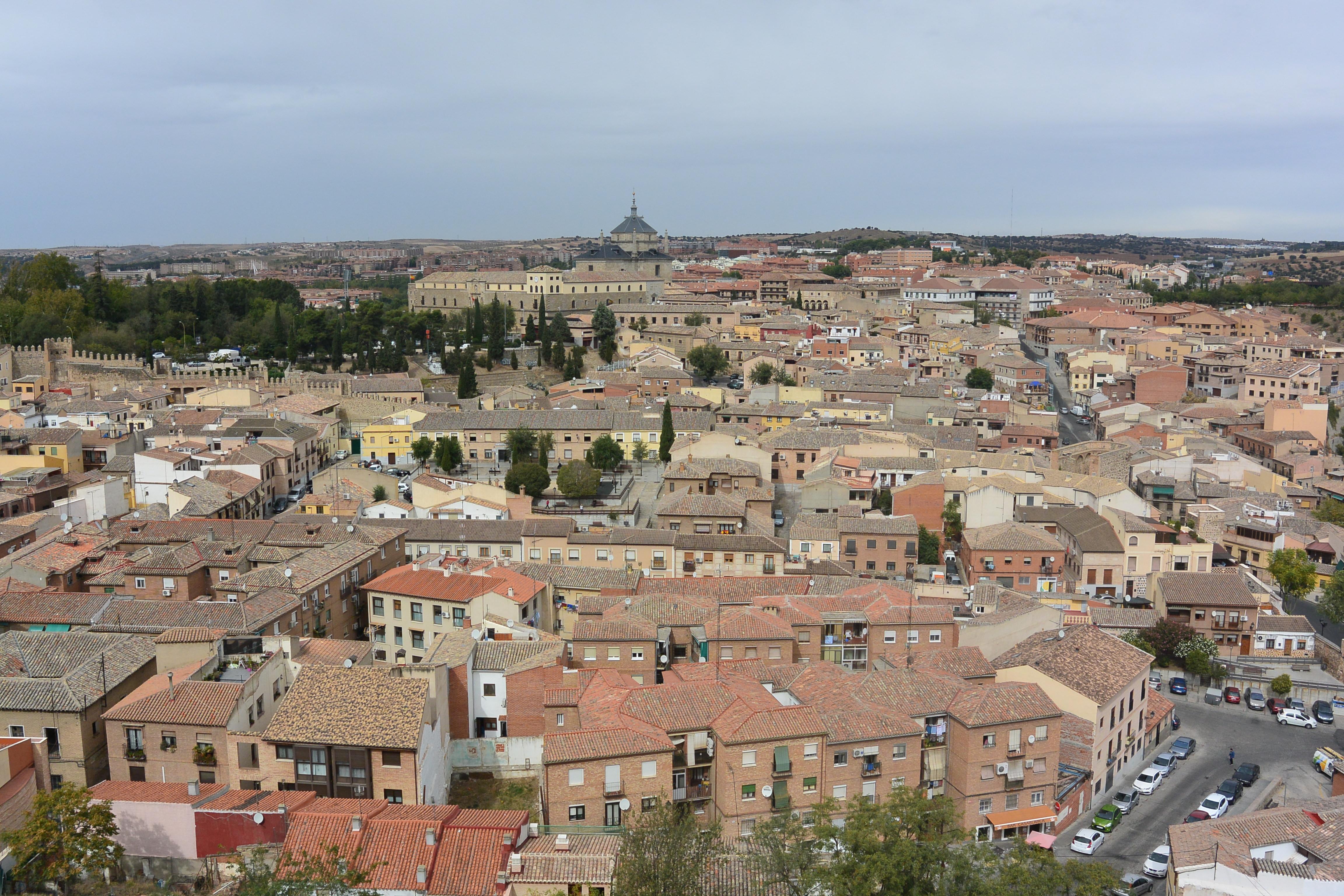 Toledo and Madrid