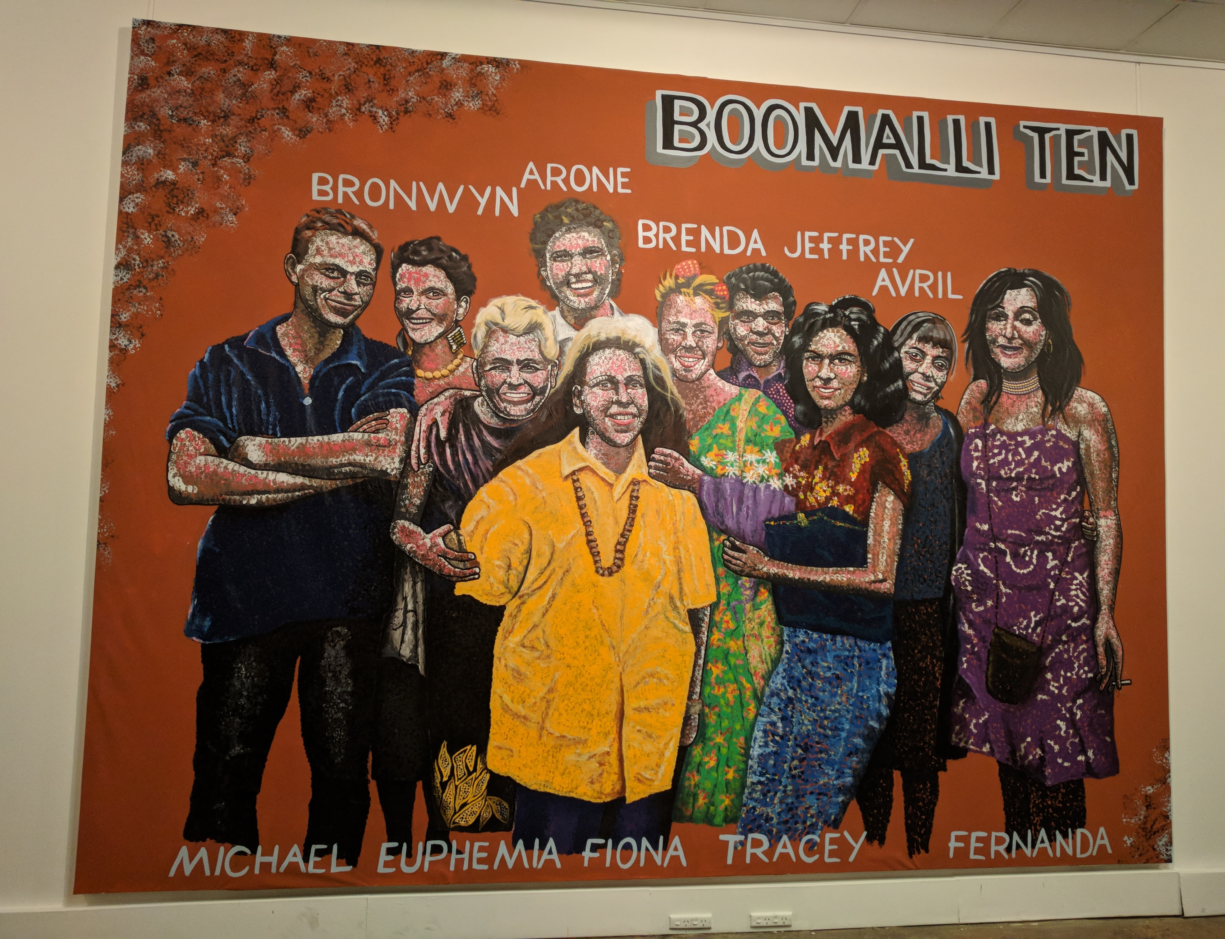 Celebrations at Boomalli Aboriginal Artists Co-operative