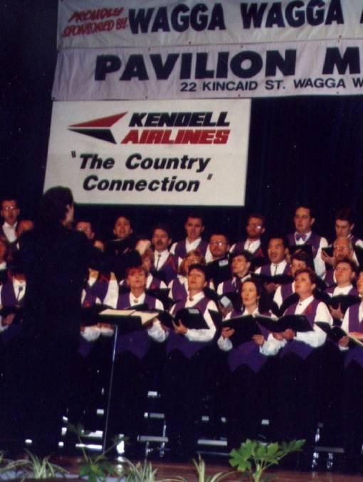 The Eastern Suburbs G&L Choir
