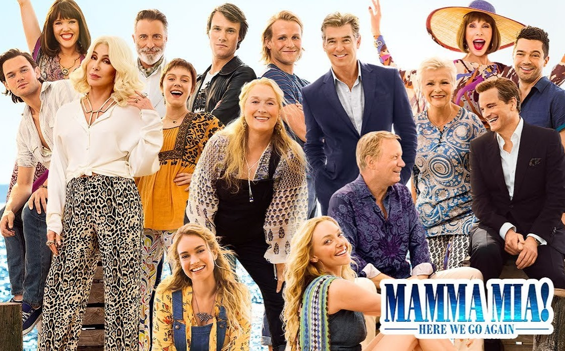 Mamma Mia : Here We Go Again