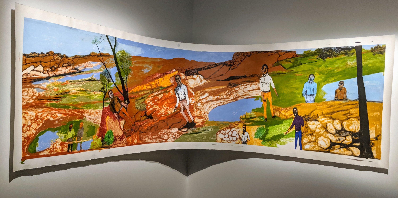 2019 National Aboriginal & Torres Strait Islander Art Awards in Darwin